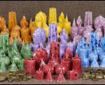 Uig Chessmen by Callanish Candles