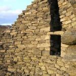 Carloway Broch Stonework