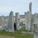 Callanish standing Stones centre