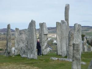 Callanish standing Stones centre
