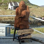 Uig Chessmen at Cornet Crafts