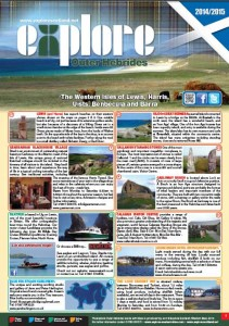 Explore Outer Hebrides Guide 2014