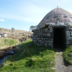 Shawbost Norse Mill and Kiln entrance