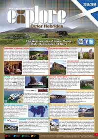 Explore the Outer Hebrides 2013