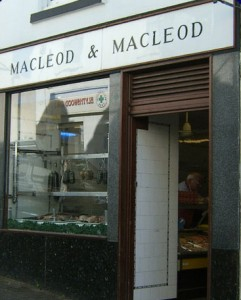 MacLeod and MacLeod Stornoway Black Pudding