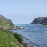 The Pier in South Lochs