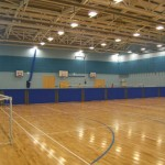 Isle of Lewis Sports Centre sports hall