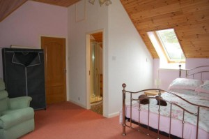Double Bedroom showing en-suite