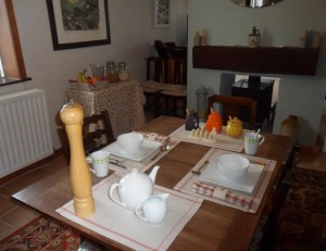Heatherview Dining Room