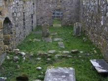 St Columba's church UI