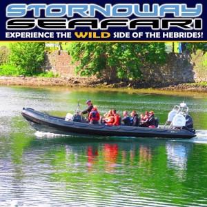 Stornoway seafari