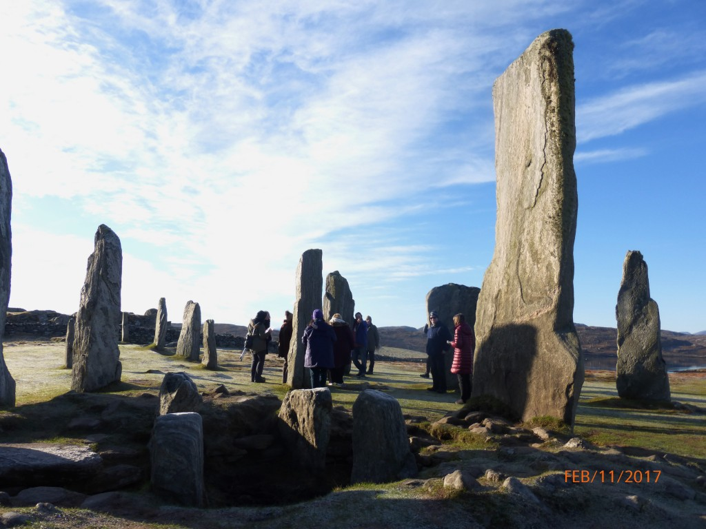 Western Isles Tour Guide Association