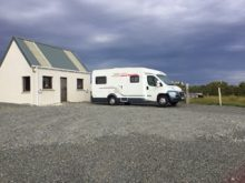 Hebrides Camping Overnight Parking 1