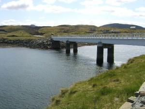 Bridge to Great Bernera