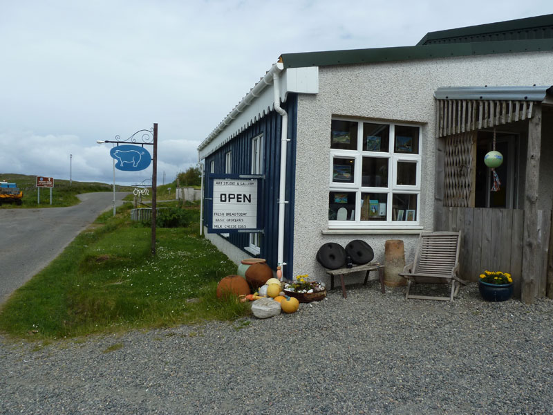 Blue Pig Gallery