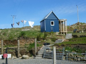 Blue Pig Bothy self catering