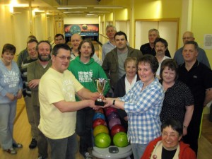 bowling presentation