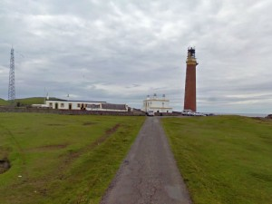 But of Lewis Lighthouse