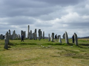 Callanish Standing Stones information