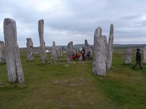 Callanish standing Stones solstice