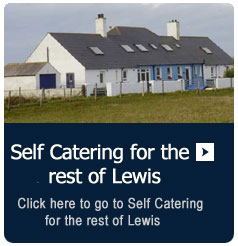 Self Catering for the rest of Lewis