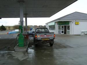 Engebret's Petrol and shop