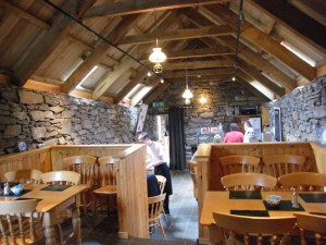 Gearrannan Cafe on places to eat lewis