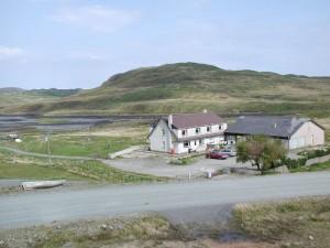 Loch Erisort Inn country hotel