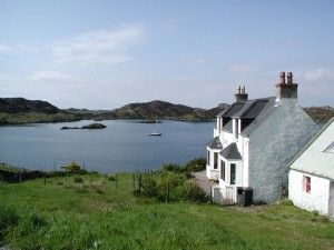 A typical Lochs view