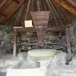 Shawbost Norse Mill and Kiln milling