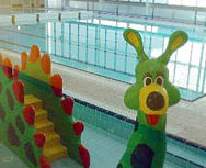 Isle of Lewis Sports Centre pool