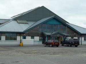 Sporsnis Ness Sports Centre