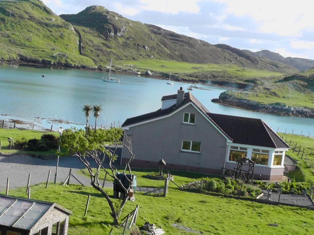 Hebridean Seaview Cottage