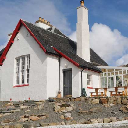 Where to eat on the Isle of Lewis