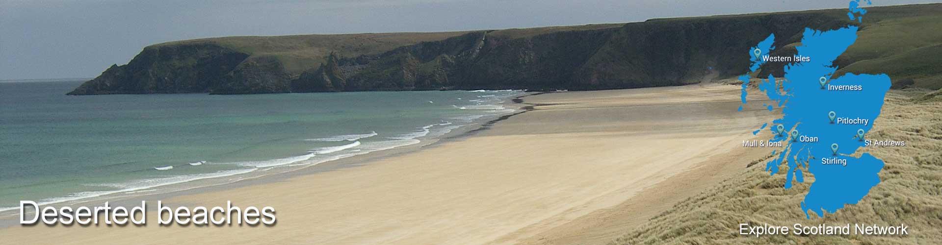 Isle of Lewis beaches
