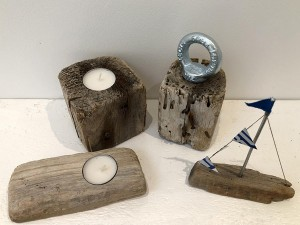 The Beach House Gallery - driftwood