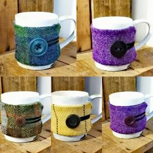 Western Isles Designs & Crossbost Harris Tweed
