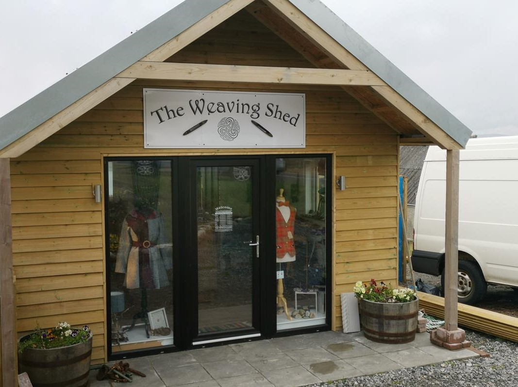 Crossbost Weaving Shop