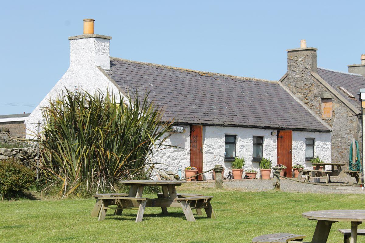 The Old Barn Bar