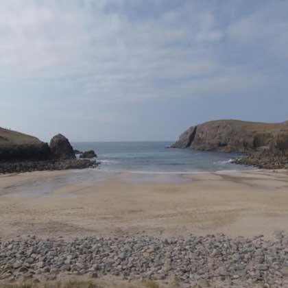 Dalbeag Beach Isle of Lewis