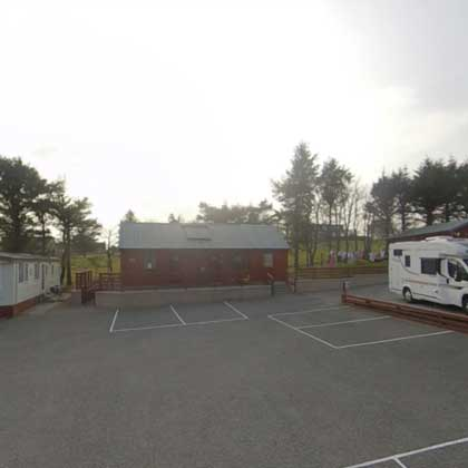 Laxdale Campsite Isle of Lewis