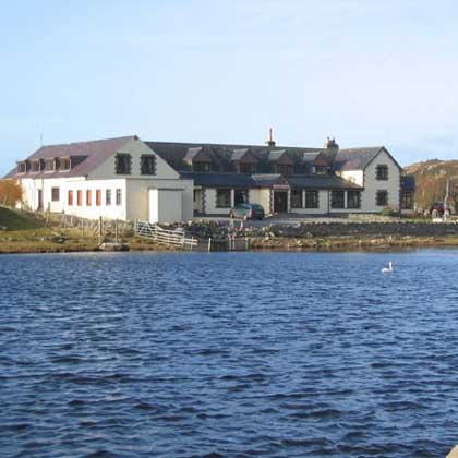 Accommodation Hotels on the Isle of Lewis