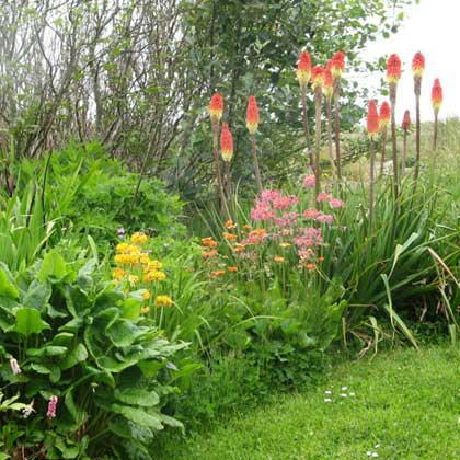Parks and Gardens do on the Isle of Lewis