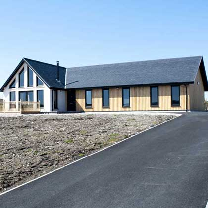 Self Catering on the Isle of Lewis