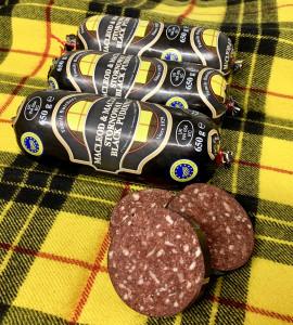 MacLeod and MacLeod 'Original' Stornoway Black Pudding